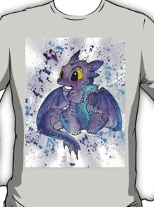 Toothless the dragon T-Shirt