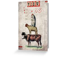 Animal Collection by Elo -- Together Greeting Card