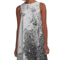 Earth Sweat Design (Noir Color) A-Line Dress