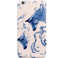 Celestial Fox Colour 1 iPhone Case/Skin