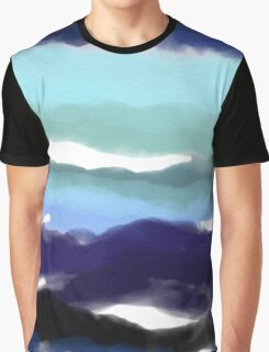 Stormy Sea Graphic T-Shirt