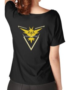 #Team Instinct Women's Relaxed Fit T-Shirt