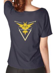 #Team Instinct Women's Relaxed Fit T-Shirt