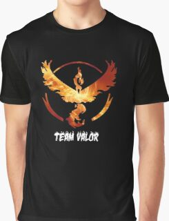 Go Team Valor Graphic T-Shirt