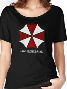 -GEEK- Umbrella Corporation Women's Relaxed Fit T-Shirt