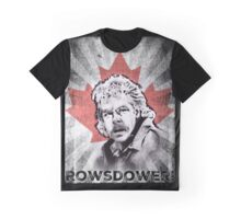 Rowsdower! Graphic T-Shirt