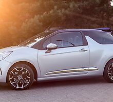 Citroen DS3 Cabrio by RossJukesAuto