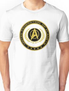 -MOVIES- United Federation Of Planets Unisex T-Shirt