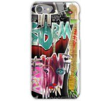 eye of strom iPhone Case/Skin