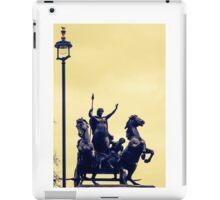 London's battle iPad Case/Skin