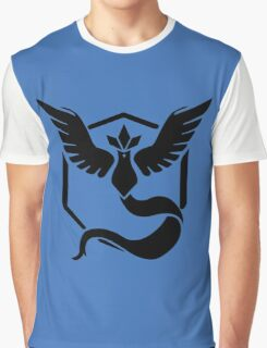 Pokemon Go | Team Mystic  Graphic T-Shirt