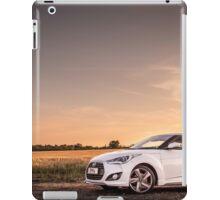Hyundai Veloster iPad Case/Skin