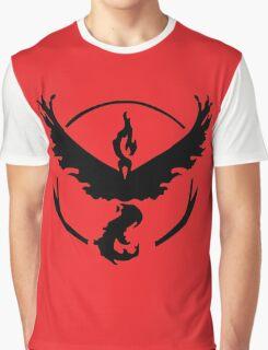 Pokemon Go | Team Valor  Graphic T-Shirt