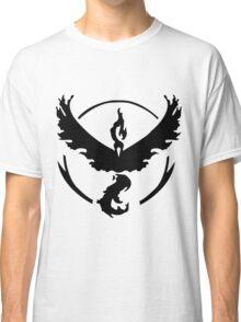 Pokemon Go   Team Valor  Classic T-Shirt