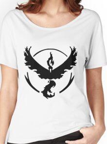 Pokemon Go | Team Valor  Women's Relaxed Fit T-Shirt