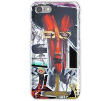 red shaman iPhone Case/Skin