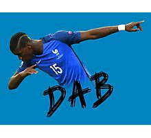 Pogba France - DAB Photographic Print