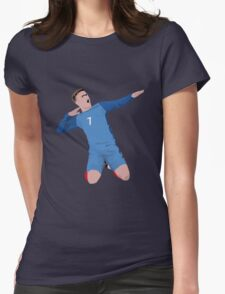 Grizmann - France Womens Fitted T-Shirt