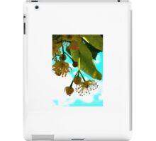 Linden Blossoms iPad Case/Skin