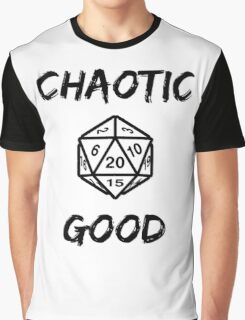 GAMER - Alignment : Chaotic good Graphic T-Shirt