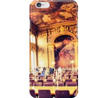 Fine dining at Greenwich iPhone Case/Skin