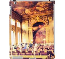 Fine dining at Greenwich iPad Case/Skin