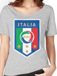 Italy national team Women's Relaxed Fit T-Shirt
