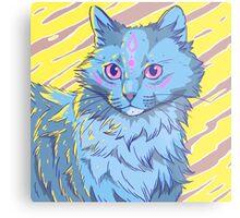 Kitty Kitty Metal Print