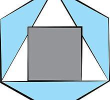 Geometry #1 - Shout It! Digital Design by shoutit