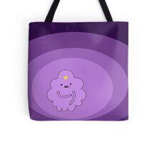 Lumpy Space Princess (LSP) - Adventure Time Tote Bag