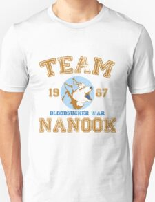 Team Nanook Unisex T-Shirt