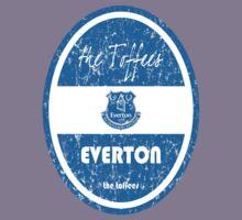 EPL 2016 - Football - Everton (Distressed) Kids Tee