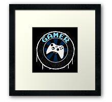 The Gaming Logo #2 Framed Print