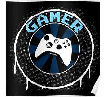 The Gaming Logo #2 Poster