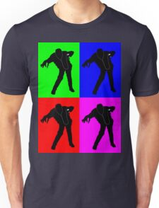 Warhol iPhone Zombies Unisex T-Shirt