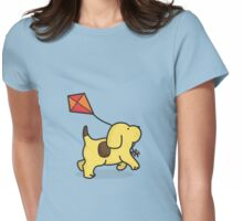 Spot the Dog Womens Fitted T-Shirt