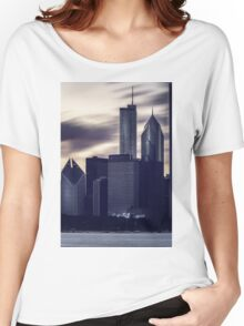 The art of Building Women's Relaxed Fit T-Shirt