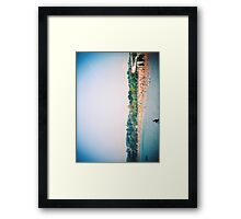 Beach 3 Framed Print