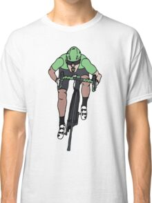 "Mark Cavendish  -  ""Le Maillot Vert"" Classic T-Shirt"