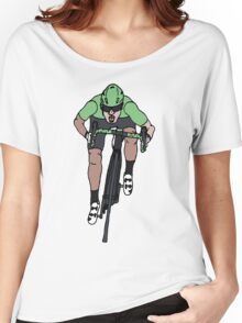 "Mark Cavendish  -  ""Le Maillot Vert"" Women's Relaxed Fit T-Shirt"