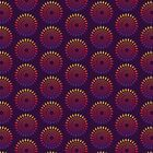 Abstract Pattern - Cycle by Winterrr