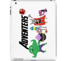 Aventers (Adventure time Avengers) iPad Case/Skin