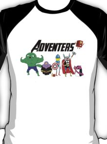 Aventers (Adventure time Avengers) T-Shirt