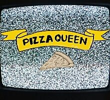 Pizza Queen Rules by annray