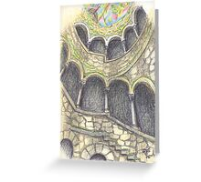 Quinta da Regaleira Greeting Card