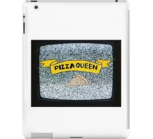 Pizza Queen Rules iPad Case/Skin