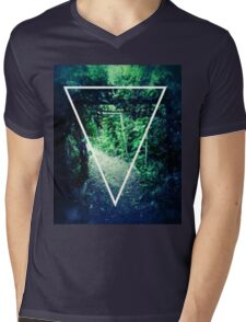 Stylish Forest T-Shirt/Phone/Pillow Cases Most Popular Mens V-Neck T-Shirt