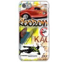redboy7 iPhone Case/Skin