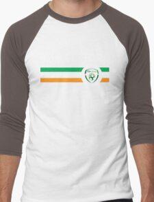Euro 2016 Football - Republic of Ireland (Home Green) Men's Baseball ¾ T-Shirt