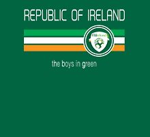 Euro 2016 Football - Republic of Ireland (Home Green) Unisex T-Shirt